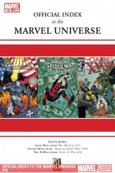 Official Index to the Marvel Universe #14 