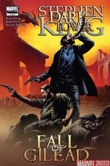 Dark Tower: The Fall of Gilead (2009) #4