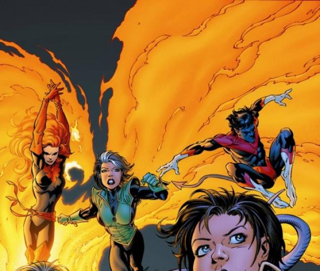 X-MEN FOREVER #5