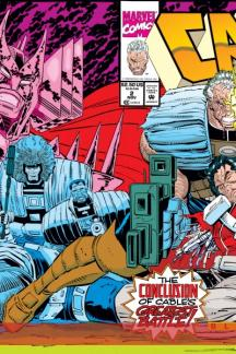 Cable: Blood &amp; Metal (1992) #2
