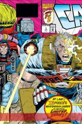 Cable: Blood &amp; Metal #1 
