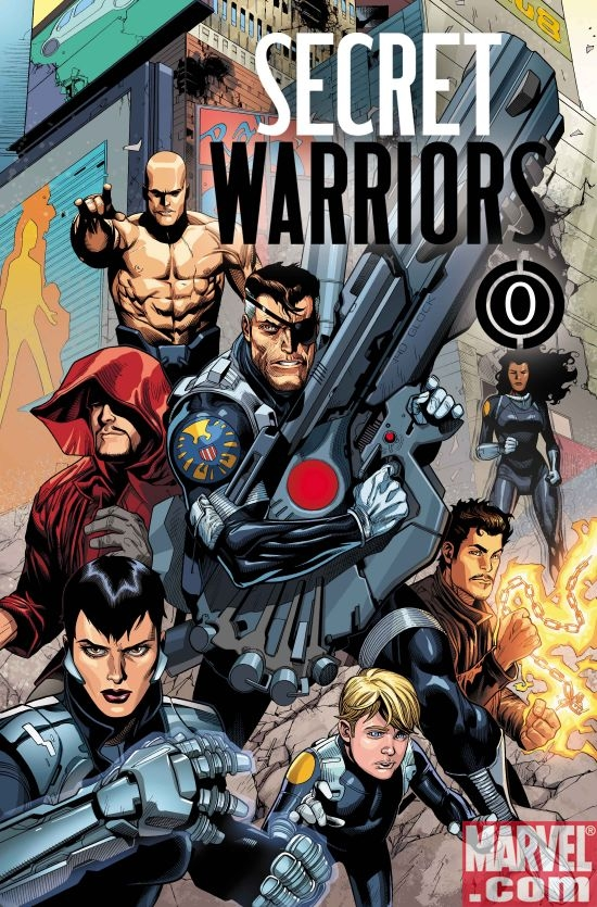 Secret Warriors (2008)