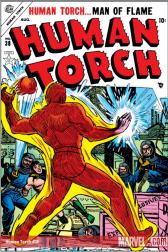 Human Torch #38 