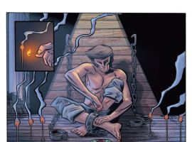 HALLOWEEN SPECIAL ISSUE #1 preview art by Dean Haspiel