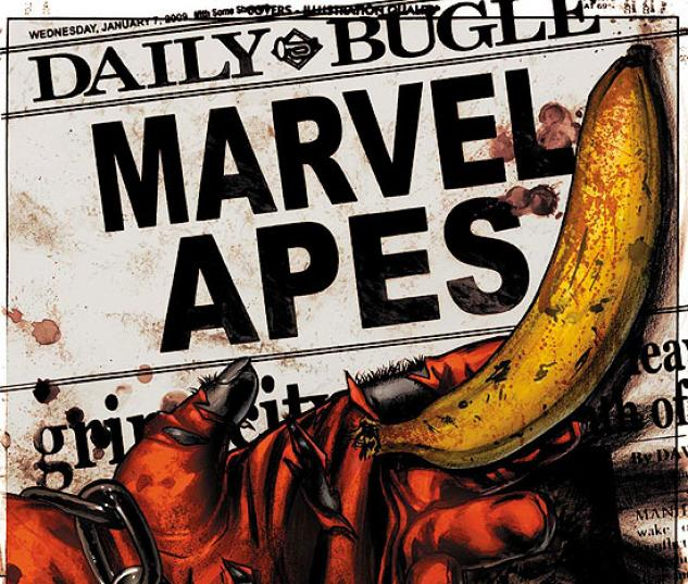 MARVEL APES #4