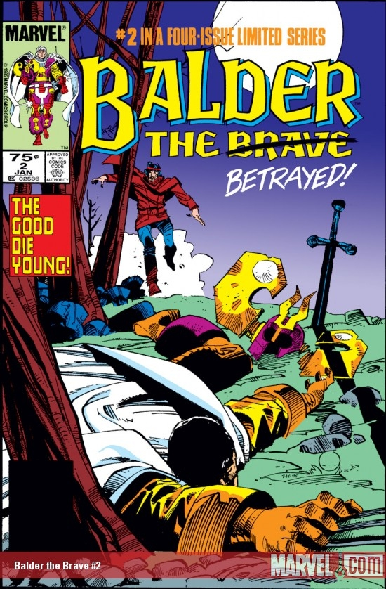 Balder the Brave #2