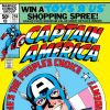 CAPTAIN AMERICA #250 COVER