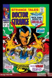 Strange Tales #156 