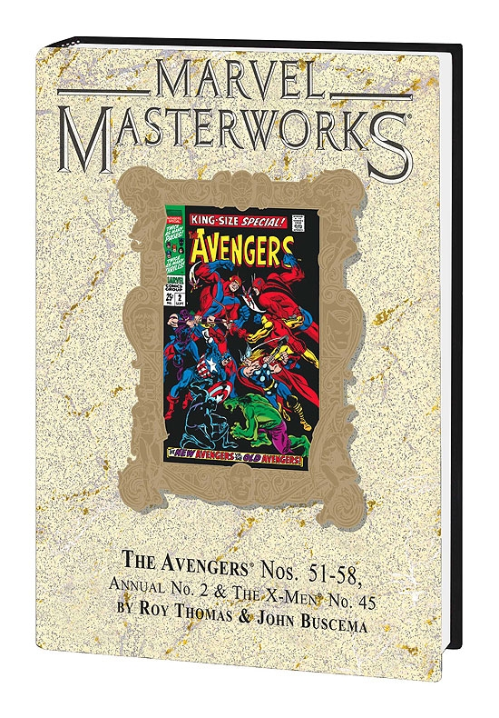 Marvel Masterworks: The Avengers Vol. 6 - (Hardcover)