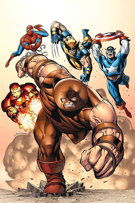 Marvel Adventures the Avengers (2006) #7