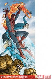 Spider-Man/Fantastic Four (2010) #1