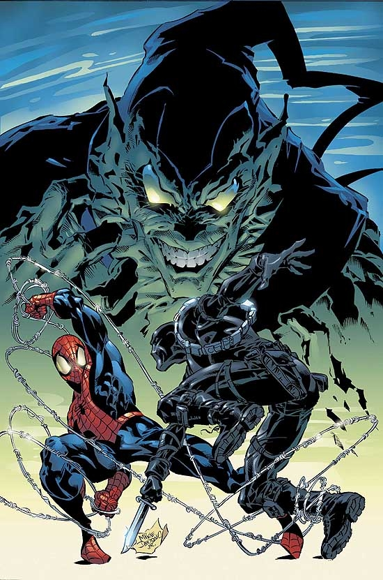 AMAZING SPIDER-MAN (2005) #513 COVER