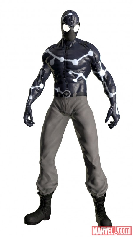 Spider man shattered dimensions noir suits - photo#21