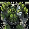World War Hulk #1 (2nd print John Romita Jr. cover)