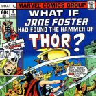 Essential Thor: Jane Foster