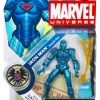 Iron Man Stealth Ops 3 3/4 Inch Marvel Universe Action Figure from Hasbro, Wave 1