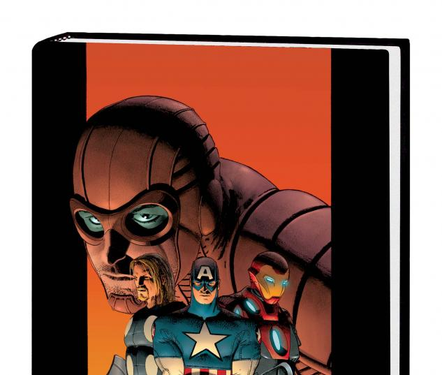 Ultimate Six Premiere HC cover