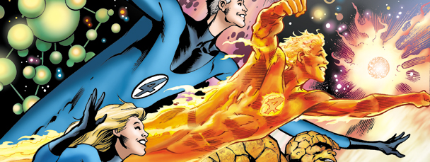 Last Cake Standing Tackles Fantastic Four Theme