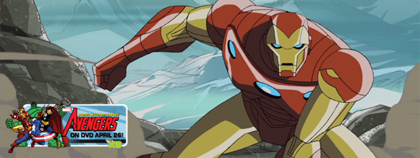The Avengers: EMH! Voicing Iron Man
