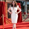 Kat Dennings (Darcy) at the U.S. premiere of Thor