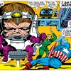 The first appearance of M.O.D.O.K.