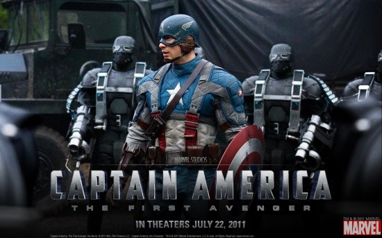 Captain America: The First Avenger Wallpaper #19