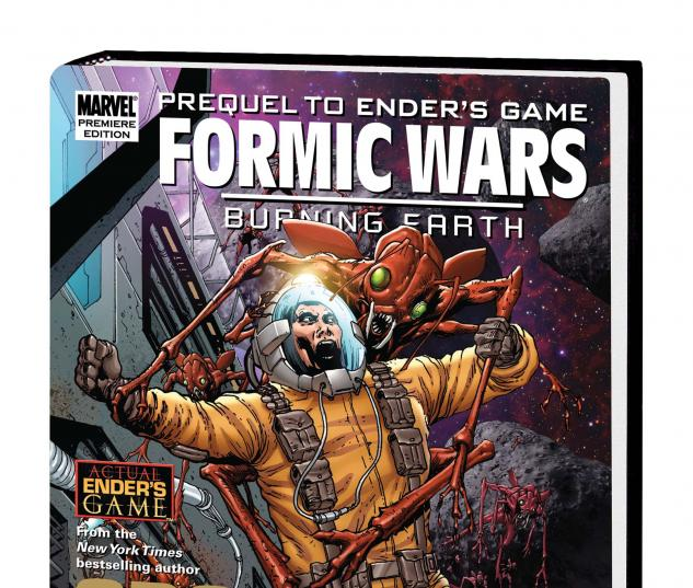 Formic Wars: Burning Earth