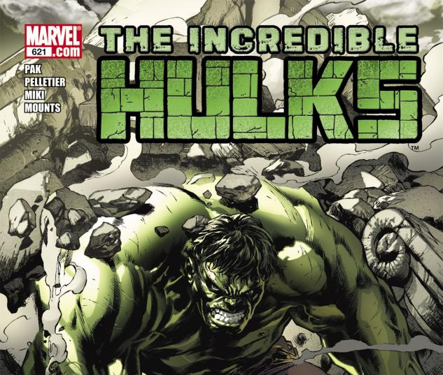 Incredible Hulks (2009) #621