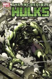 Incredible Hulks #621