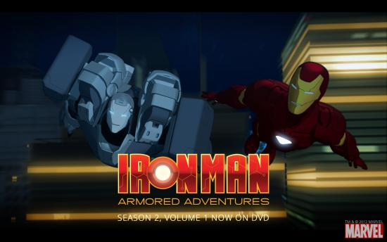 Iron Man: Armored Adventures Wallpaper #5