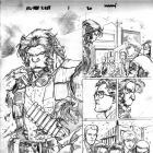 All-New X-Men #1 preview pencils by Stuart Immonen