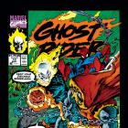 Ghost Rider (1990) #17 Cover
