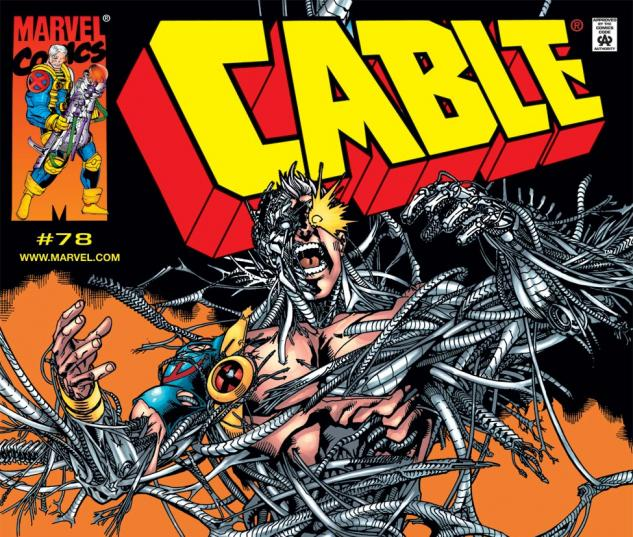Cable (1993) #78 Cover
