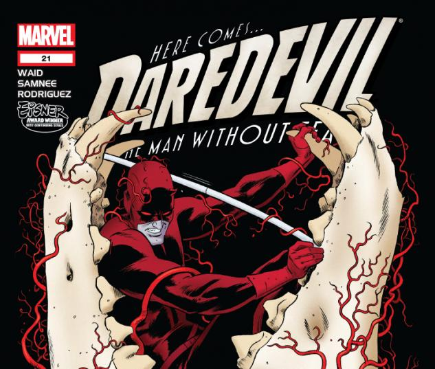 Cover: Daredevil (2011) issue #21