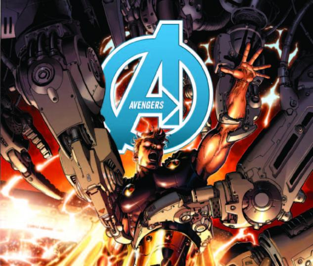 AVENGERS 4 2ND PRINTING VARIANT 