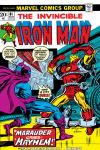 Iron Man (1968) #61 Cover