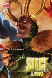 Siege: Loki #1 