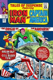 Tales of Suspense (1959) #62