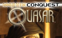 Annhilation Conquest: Quasar (2007) #1