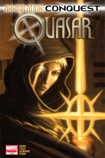 Annihilation: Conquest - Quasar (2007) #1