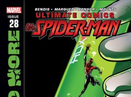 ULTIMATE COMICS SPIDER-MAN 28 (WITH DIGITAL CODE)
