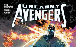 UNCANNY AVENGERS 22 (ANMN, WITH DIGITAL CODE)