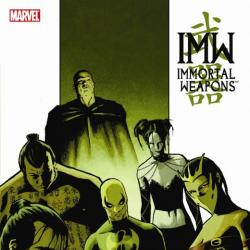 Immortal Weapons (Trade Paperback)