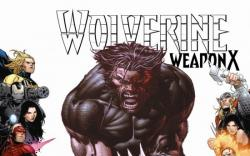 WOLVERINE: WEAPON X #4 (70TH FRAME VARIANT)