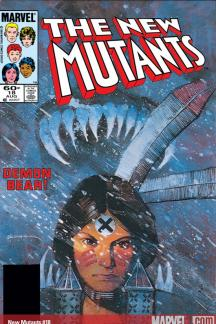 New Mutants (1983) #18