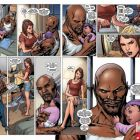 Secret Invasion Illumination: Luke Cage