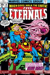 Eternals #18 