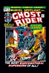 Essential Ghost Rider Vol. 1 (Trade Paperback)