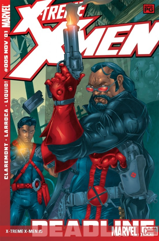 X-TREME X-MEN #5
