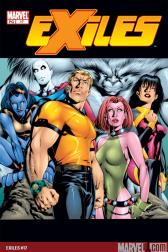 Exiles Vol. 3: Out of Time (Trade Paperback)